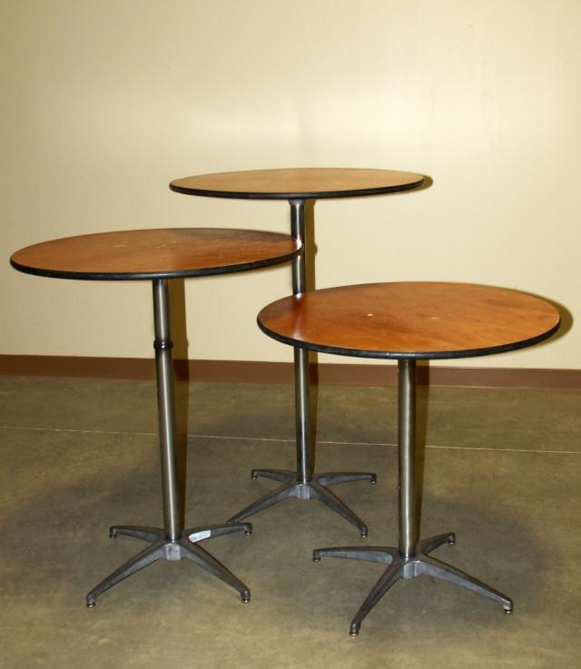 30 Inch Round Cocktail Table Rentals Longview Tx Where To