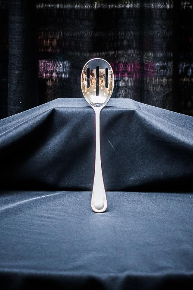 Where to find STAINLESS SLOTTED SERVING SPOON in Longview