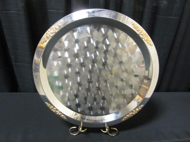 Where to find 20  ROUND S G PONTRELLI TRAY in Longview