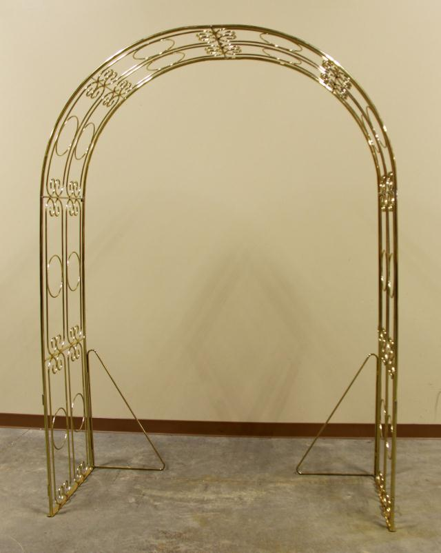 Where to find BRASS ARBOR ARCH in Longview