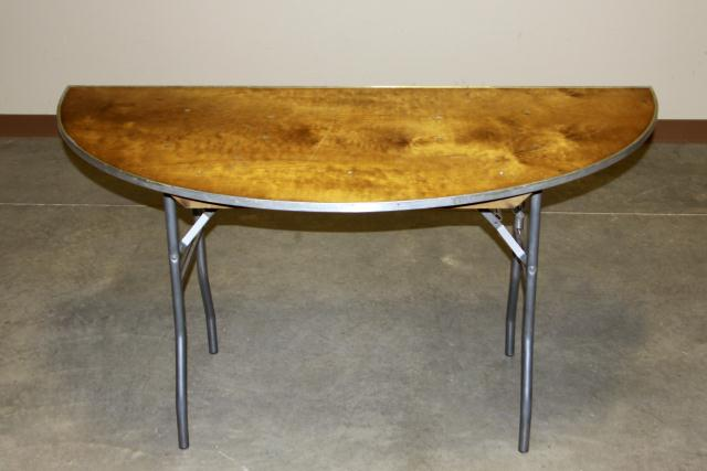 Where to find HALF ROUND TABLE in Longview