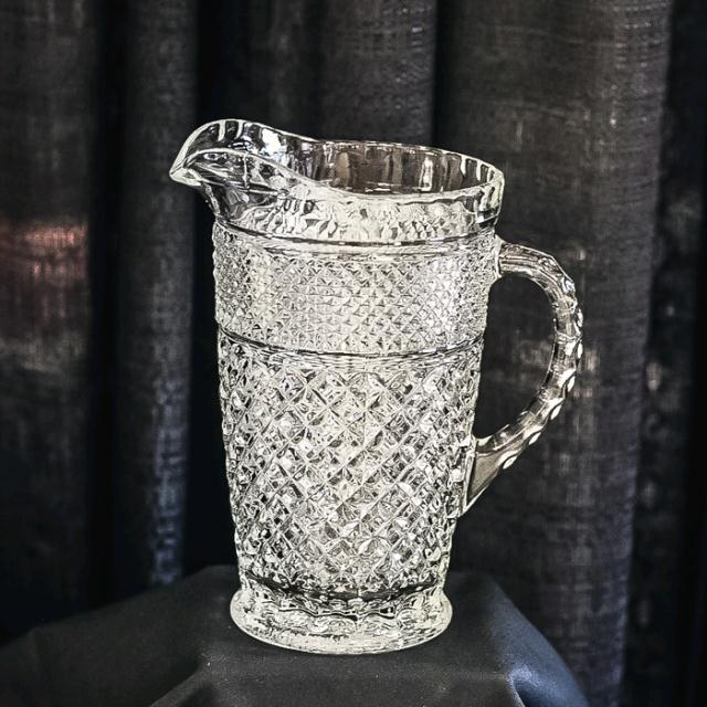 Where to find GLASS PITCHER in Longview