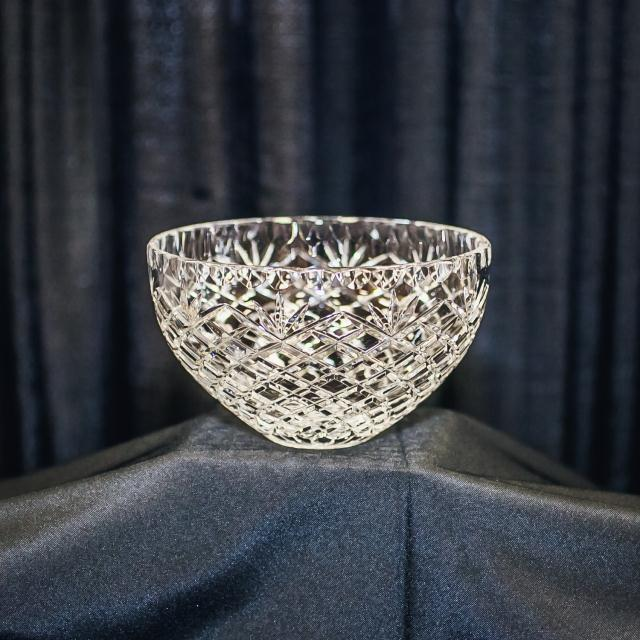 Where to find GLASS CUT CRYSTAL BOWL in Longview