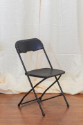 Where to rent BLACK PLASTIC FOLDING CHAIR in Longview TX
