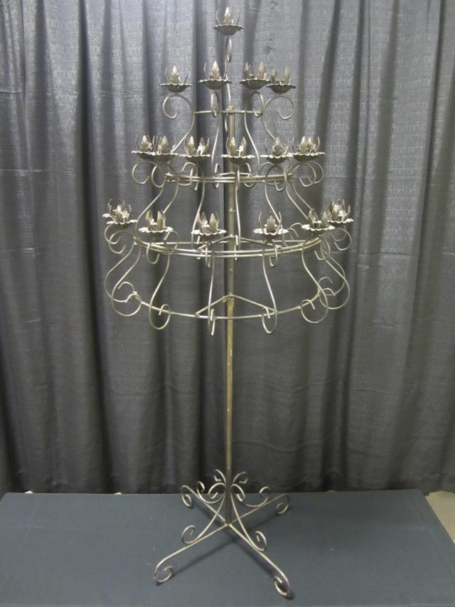 Where to find 20 LIGHT BRONZE HALF TREE CANDELABRA in Longview