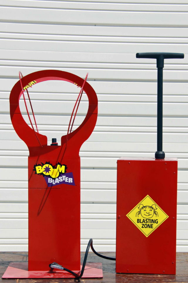 Where to find BALLOON BOOM BLASTER in Longview
