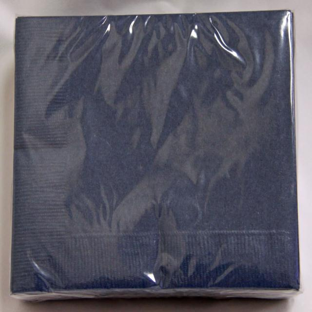 Where to find NAVY BLUE BEVERAGE NAPKIN in Longview