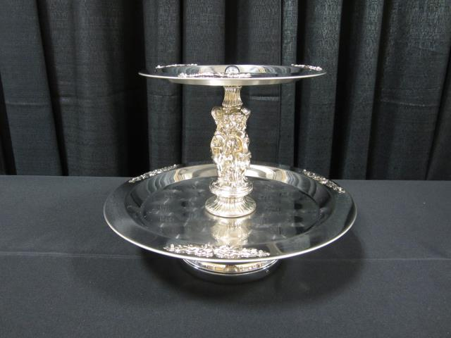 Where to find 2 TIER 12  SS PONTRELLI TRAY in Longview