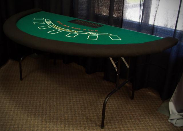 Where to find BLACKJACK CASINO TABLE in Longview