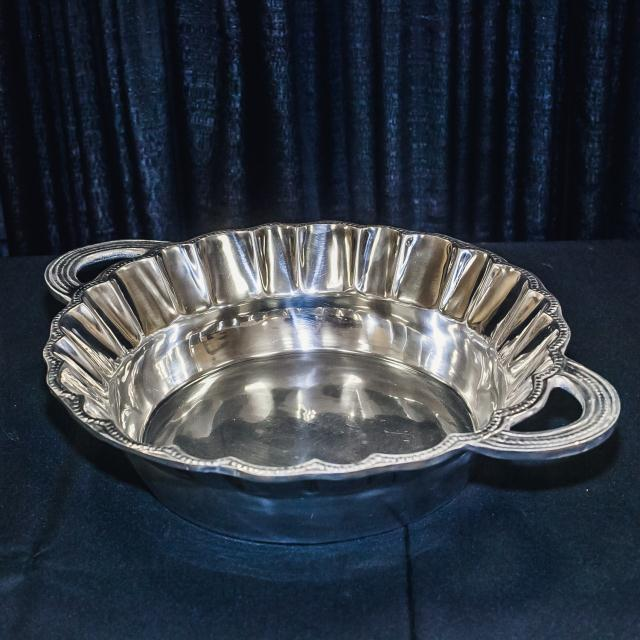 Where to find ALUMINUM FLUTED BOWL W HANDLES in Longview