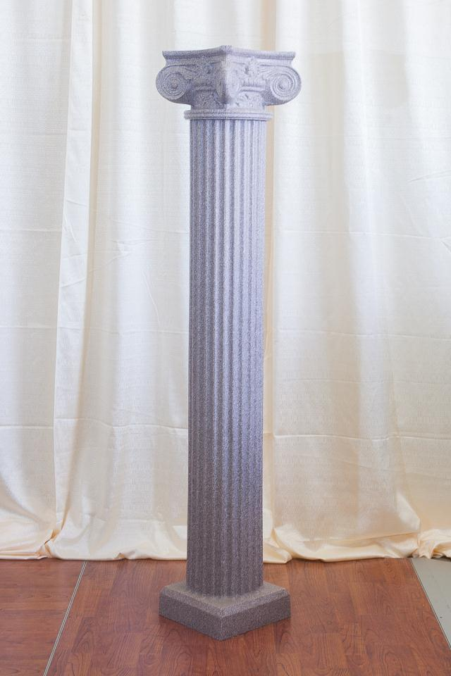 Where to find 72  MILLSTONE SCROLL TOP COLUMN in Longview