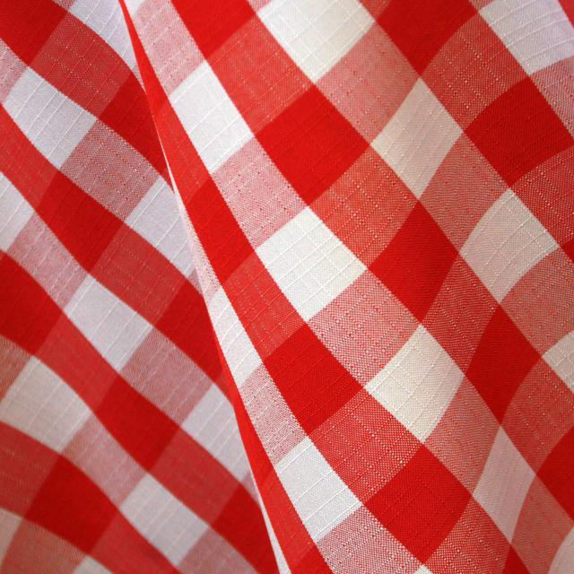 Where to find RED CHECKED LINENS in Longview