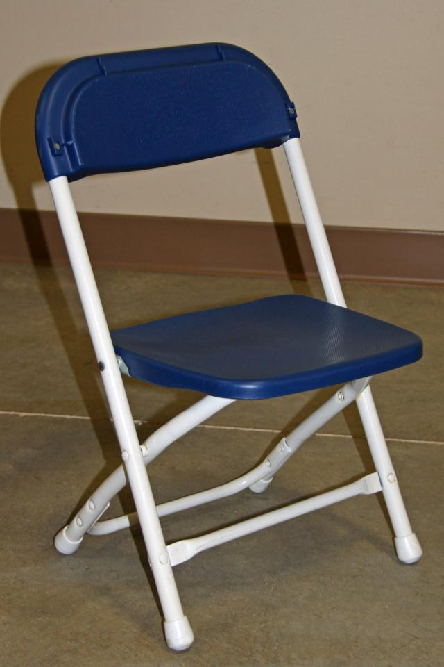 Where to find BLUE PLASTIC FOLDING CHILD CHAIR in Longview
