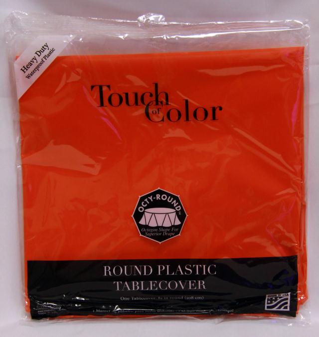 Where to find RD BITTERSWEET PLASTIC TABLECOVER in Longview