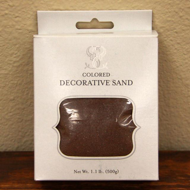 Where to find CHOCOLATE BROWN UNITY SAND in Longview