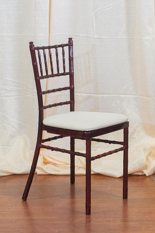 Mahogany Chiavari Chair Rentals Longview Tx Where To Rent