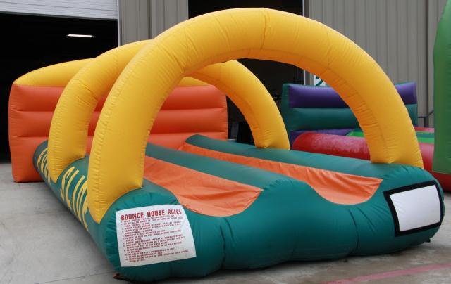 Where to find GREEN MOONWALK SLIDE- 24 FEET in Longview