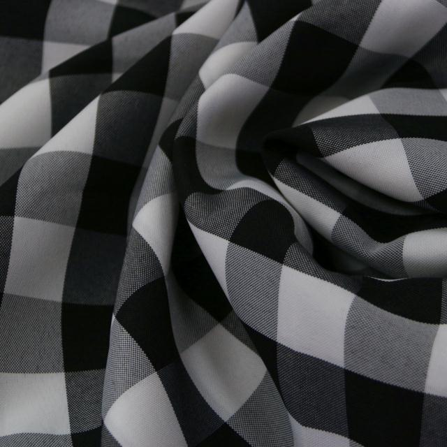 Where to find BLACK CHECKED LINENS in Longview