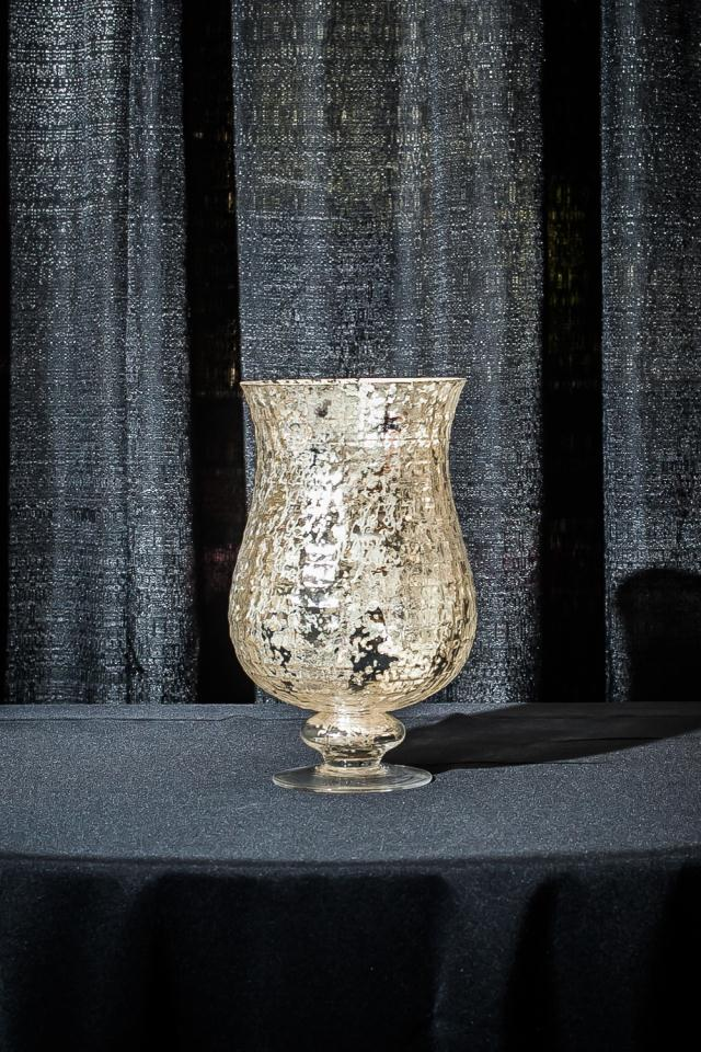Where to find 12  MERCURY CANDLE HOLDER VASE in Longview