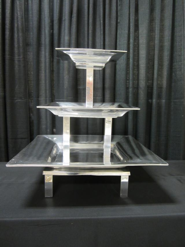 Where to find 6 PIECE ALUMINUM SQUARE TOWER in Longview