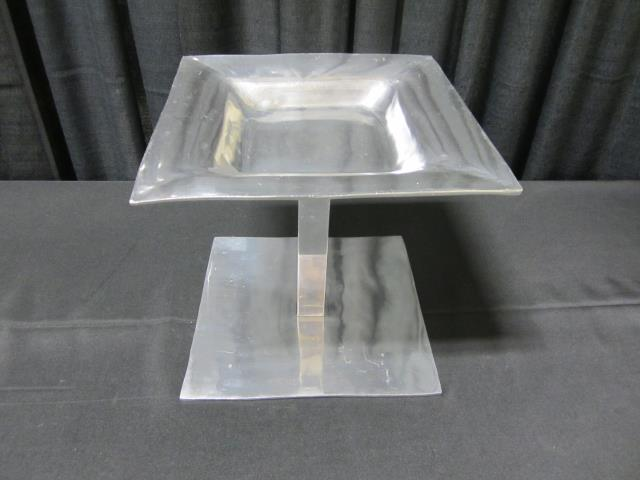 Where to find __13  ALUMINUM SQUARE TRAY W  STAND in Longview