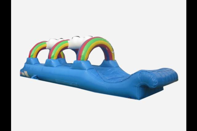 Where to find RAINBOW WAVE MOONWALK SLIDE - 30 FEET in Longview