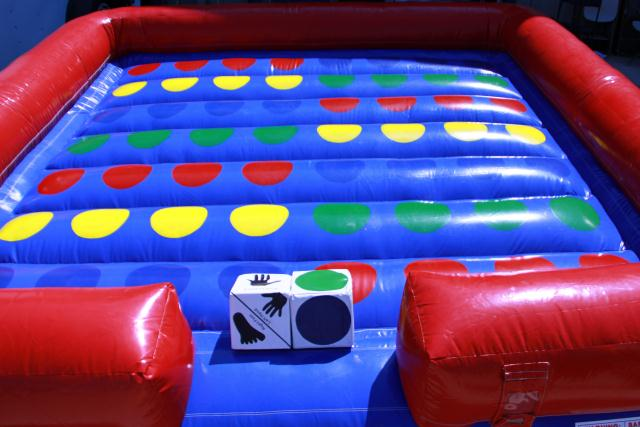 Where to find INFLATABLE TWISTER in Longview