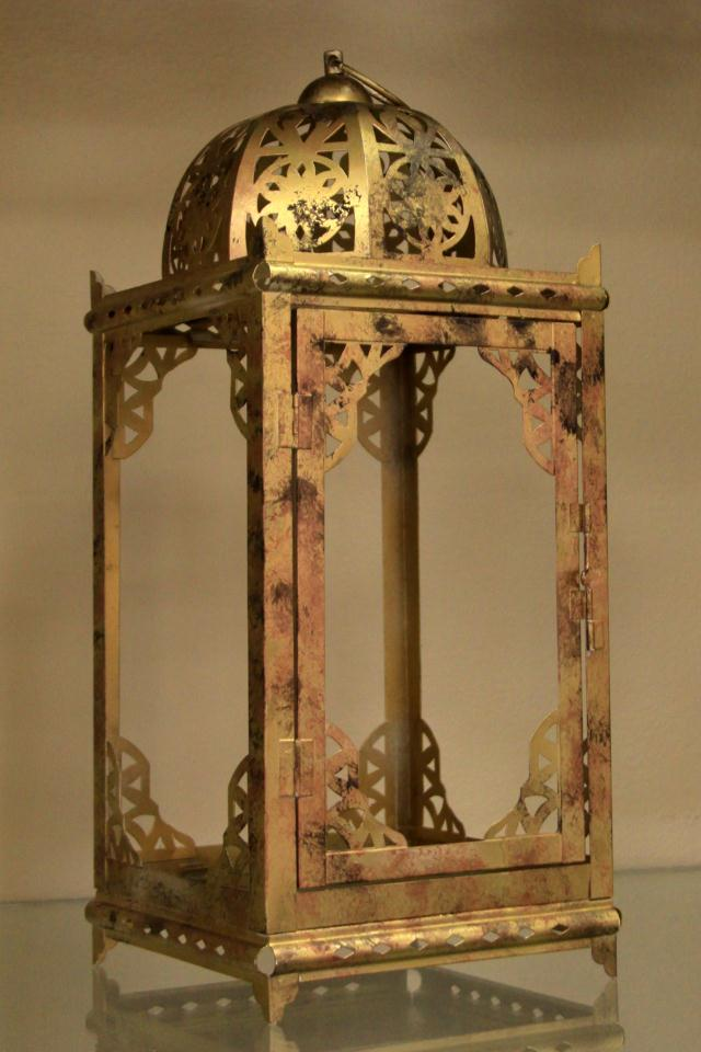 Where to find 18  MOROCCAN SQUARE LANTERN in Longview