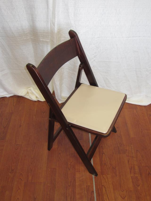 Where to find MAHOGANY WOOD FOLDING CHAIR in Longview & MAHOGANY WOOD FOLDING CHAIR Rentals Longview TX Where to Rent ...