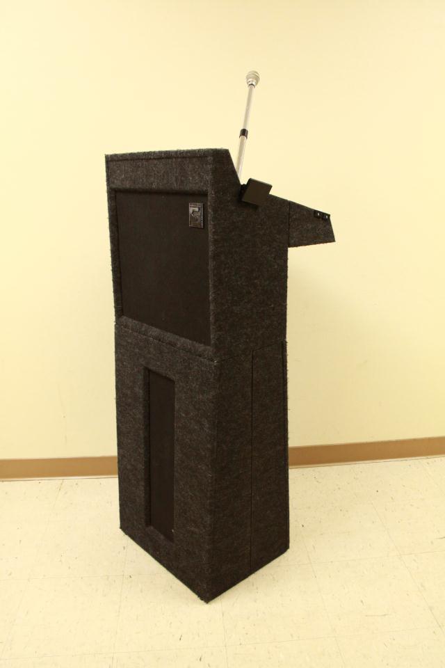 Cavadore Wohnlandschaft Boogies, Longchair 3-er Ottomane, x 76 x cm, Balaton schwarz / braun.